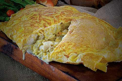 Omelete 1008 Goiania